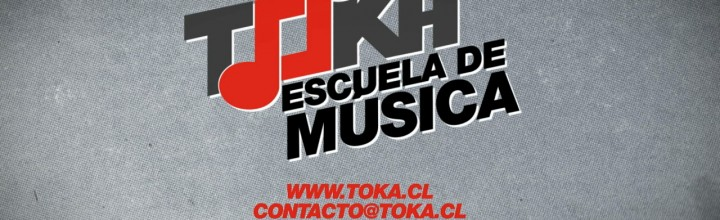 Lanzamiento Spot Escuela de Música Toka