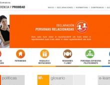 Diseño UX/UI Plataforma de Transparencia y Probidad